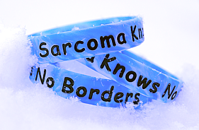 Sarcoma Knows No Borders Bracelets