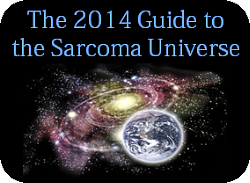 The 2014 Guide to the Sarcoma Universe for the Newly Diagnosed