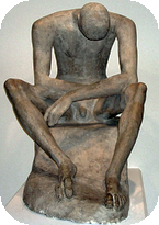 A sculpture by Picasso