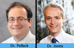 Drs. Pollack and Jones