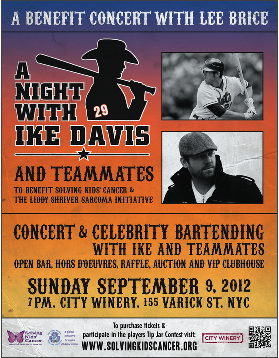 A Night with Ike Davis