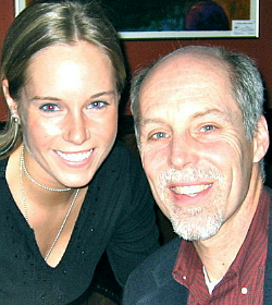 Kate with Her Father, Steve