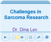 Video: Challenges in Sarcoma Research